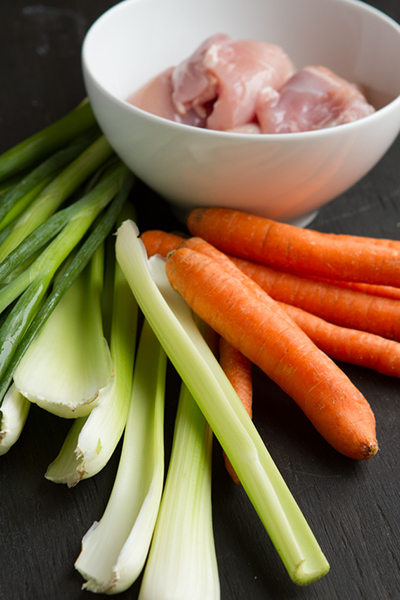 Balanced Keto Meal Plans - Picture of chicken and carrots