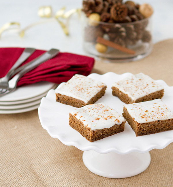 Recipe: Gingerbread Poke Cake (big picture)