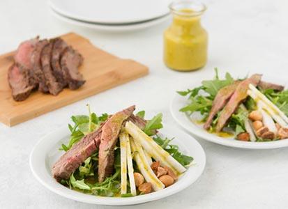 Recipe: Matchstick Beef Salad