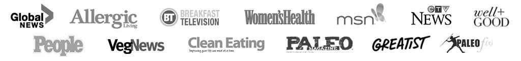 Healthful Pursuit Press Features