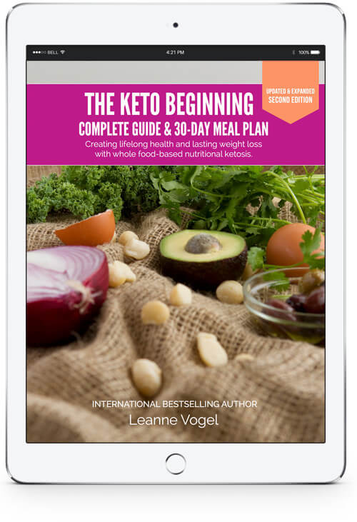 The Keto Beginning on iPad